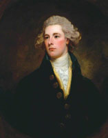 George Romney William Pitt the Younger