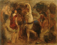 James Ensor Bacchanalia