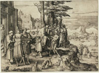 Lucas van Leyden The Return of the Prodigal Son
