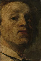 Matthijs Maris Self-Portrait